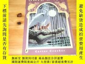 二手書博民逛書店the罕見tale of the swamp rat ISBN9