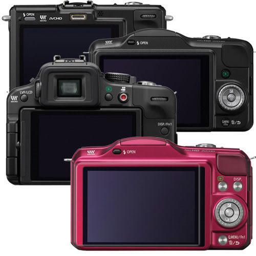【超下殺 晶豪泰】三明治式 螢幕保護貼 Panasonic GF2 GF3 G3 GF5 GF6 GX7 GF1