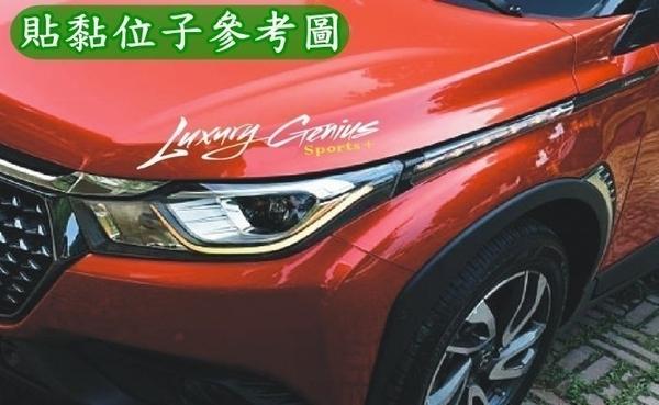 MAZDA馬自達 CX30 馬三【造型貼紙】CX5 獨特風格時尚 車身拉花 引擎蓋大燈貼膜 3M反光貼紙