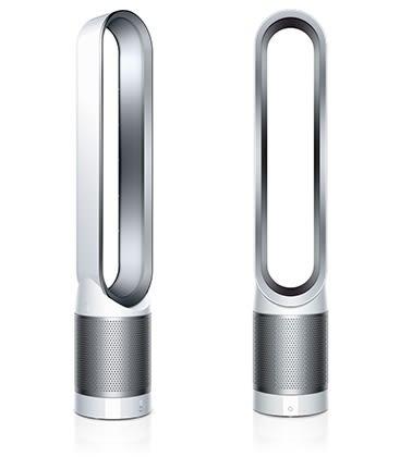 原廠公司貨 【限時下殺】Dyson Pure Cool™二合一涼風空氣清淨機 TP00 (白銀色)