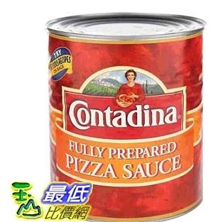 [COSCO代購] W401467 Contadina 披薩醬 3.01公斤 2入