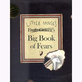 【麥克書店】『快樂讀出英語力』LITTLE MOUSE S BIG BOOK OF FEARS /英文繪本