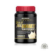 即期【ALLMAX】奧美仕金牌乳清蛋香草口味飲品1瓶 (907公克)效期2021/12