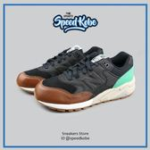 NEW BALANCE 580 復古慢跑鞋 黑咖啡綠 膠底 男 MRT580NK【Speedkobe】