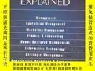 二手書博民逛書店MANAGEMENT罕見TERMS EXPLAINEDY21714 EXPLAINED MIM 出版2002