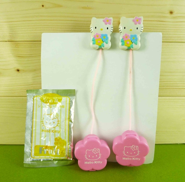 【震撼精品百貨】Hello Kitty 凱蒂貓~鞋子除臭劑~粉【共1款】