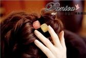 髮束 現貨 韓國時尚百搭甜美彩虹 果凍 方塊 髮飾(9色) S7367 批發價 Danica 韓系飾品 韓國連線