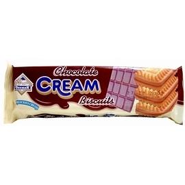 ●殷茂(利馬)夾心餅乾-巧克力-6條/組【合迷雅好物超級商城】
