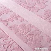 純棉老式毛巾被北歐簡約夏季薄毛毯加厚空調單雙人蓋毯