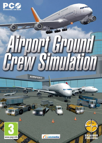 【意念數位館】PCGAME-模擬機場地勤人員 Airport Ground Crew Simulation