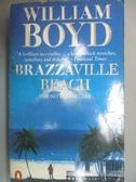 【書寶二手書T2/原文小說_KQX】Brazzaville Beach_William Boyd