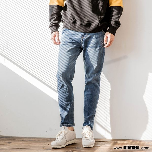STAYREAL 真實信仰牛仔褲