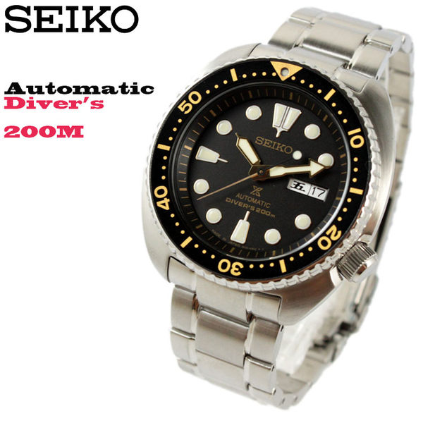 [萬年鐘錶]  SEIKO   PROSPEX DIVER  機械  深海200米潛水錶 SRP775J1(4R36-04Y0K)