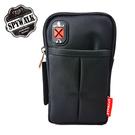 腰掛包 SPYWALK多插袋尼龍兩用側掛包腰包 NO:S6140