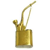 純黃銅水煙斗煙絲斗水煙袋水煙筒金屬