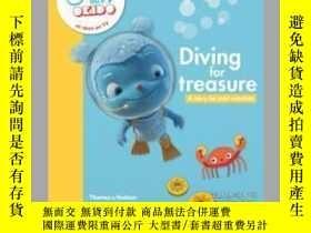 二手書博民逛書店Diving罕見for Treasure: A Story for Mini ScY237948 Okido