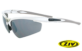 ZIV MATRIX 休閒運動眼鏡  白框/F45變色片(26)B101018