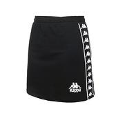 KAPPA 女短裙(台灣製 休閒 純棉 A字裙 裙子≡體院≡ 35154YW-005