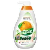 橘子工坊 溫和低敏碗盤洗滌液650ml【愛買】