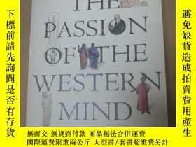 二手書博民逛書店The罕見Passion Of The Western Mind