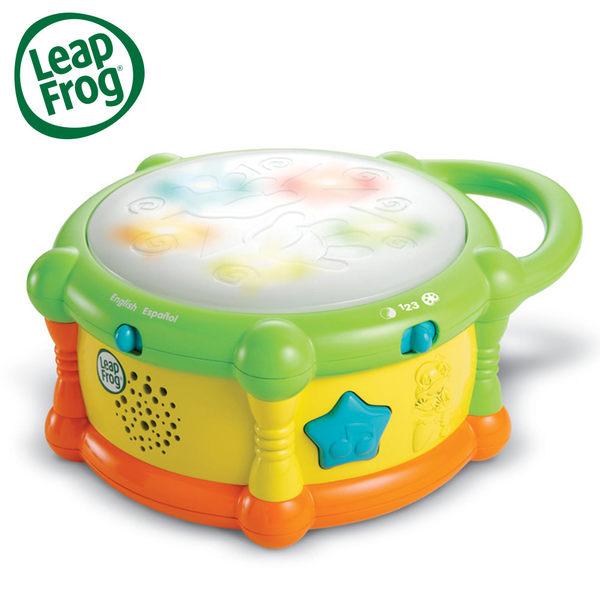 LeapFrog 美國跳跳蛙 繽紛彩色學習鼓 / 兒童學習玩具 / 早教玩具 -2色可選 (適合6個月以上)