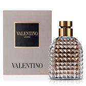 Valentino范倫鐵諾  Uomo 同名男性淡香水 4ml 小香 (57963)【娜娜香水美妝】