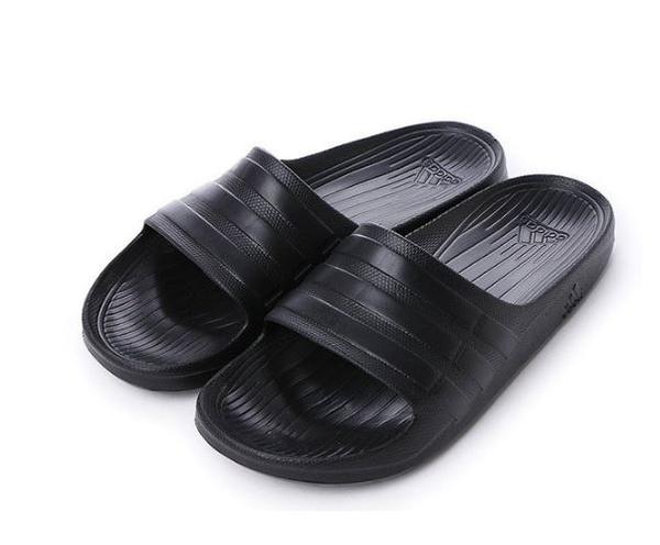 Adidas Duramo Slides防水超輕量男款拖鞋 NO.S77991