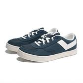 PONY 休閒鞋 DUNK 深藍 白 帆布 板鞋 男 (布魯克林) 91M1SL03NB