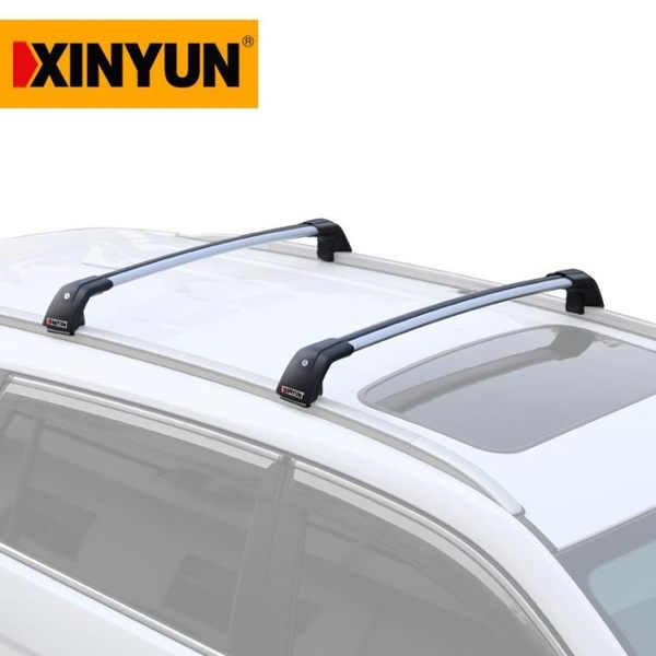 行李架 專用于 現代新途勝格銳IX25全新勝達IX45行李架橫桿車頂架旅行架 igo克萊爾
