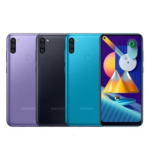 三星SAMSUNG Galaxy M11 (3G/32G) 6.4吋三主鏡智慧型手機【拆封新品-聯強保固】