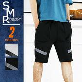 短褲-大雙袋棉短褲-百搭舒適款《9998830》淺灰.黑色【現貨+預購】『SMR』