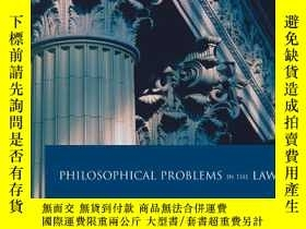 二手書博民逛書店Philosophical罕見Problems In The LawY256260 David M. Adam