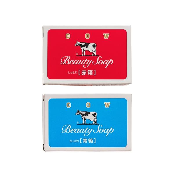 香皂/身體清潔 牛乳石鹼 香皂85g(10入) 二款可選 dayneeds