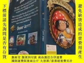 二手書博民逛書店a罕見pirate s guide to landlubbing 海盜登陸指南...Y200392