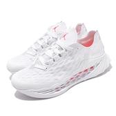Nike 訓練鞋 Jordan Zoom Trunner Ultimate 白 紅 男鞋 運動鞋【ACS】 CJ1495-100