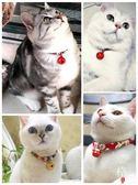貓咪鈴鐺項圈寵物貓牌可愛貓咪用品 【格林世家】
