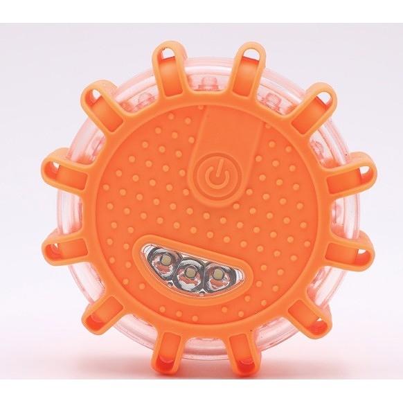 超強磁力LED爆閃警示燈【NF493】高品質多功能led警示燈IP55防水等級