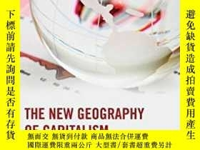 二手書博民逛書店The罕見New Geography Of Capitalism: Firms Finance And Socie