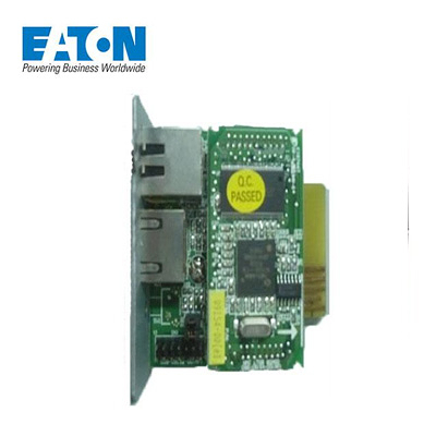 ◤全新品 含稅 免運費◢ Eaton 伊頓飛瑞 NMC 短卡 7308034900P (Network Management Card)