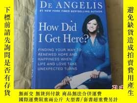 二手書博民逛書店How罕見Did I Get Here?Y211464 Barb