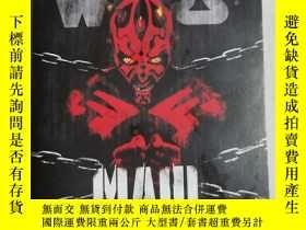 二手書博民逛書店Lockdown:Star罕見Wars (Maul Lockdown)【英文原版 小32開 2015年印刷 有水漬