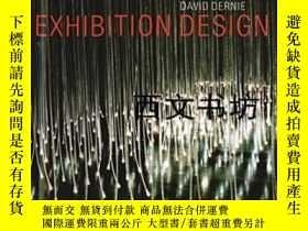 二手書博民逛書店【罕見】2006年出版Exhibition Design精裝Y2