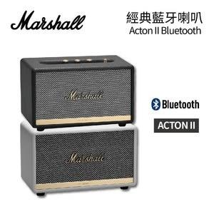 Marshall藍芽喇叭 Acton II Bluetooth黑