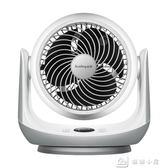 空氣循環扇電風扇定時搖頭遙控渦輪對流落地家用靜音臺式桌面igo娜娜小屋