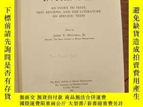 二手書博民逛書店Tests罕見In Print Iii (tests In Print (buros)) (v. 3)Y307