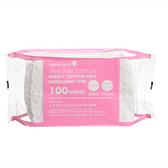 韓國UL心心相印化妝棉-菱格(100入) 80293
