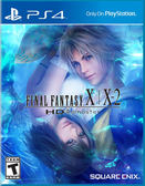 PS4 最終幻想 X / X-2 HD Remaster(美版代購)