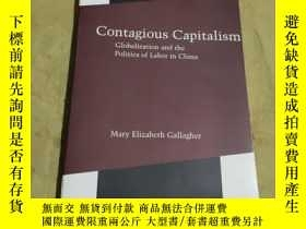 二手書博民逛書店Contagious罕見Capitalism:Globaliza