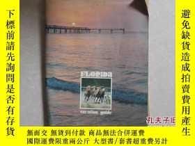 二手書博民逛書店FLORIDA(vacation罕見guide)Y25473