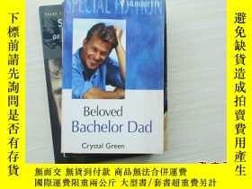 二手書博民逛書店BELOVED罕見BACHELOR DAD:CRYSTAL GR